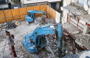 総合解体工事のイメージ